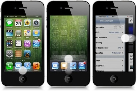 Zephyr, utili gestures stile iPad anche sul nostro iPhone   Gestuality   Scoop.it