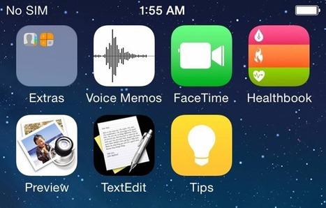 iOS 8: las novedades que Apple incluirá en su sistema operativo móvil | Noticias Sistemas Operativos para Móviles | Scoop.it