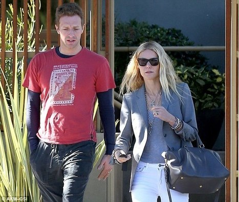 Gwyneth Paltrow reveals an unlikely passion for hip-hop but husband Chris Martin isn't convinced! | music | Scoop.it