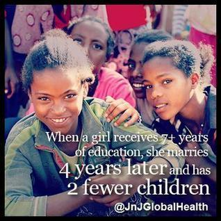 Twitter / JNJGlobalHealth: When a girl receives 7+ years ... | Young people's rights | Scoop.it