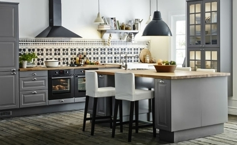 lovehome.co.uk: Kitchen interior design trends 2014 | Interior Design Trends for 2015 | Scoop.it