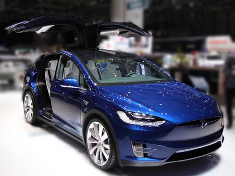 Tesla Model X al Salone di Ginevra 2016 - ecoAutoMoto.com | Mobilità ecosostenibile: auto e moto elettriche, ibride, innovative | Scoop.it