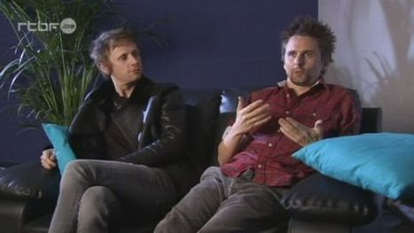 Muse l'interview intégrale | Muse Rock Band | Scoop.it
