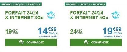 B&You brade lui aussi ses forfaits : 4G à partir de 15 euros/mois | Innovations, telecommunications, breakthrough | Scoop.it