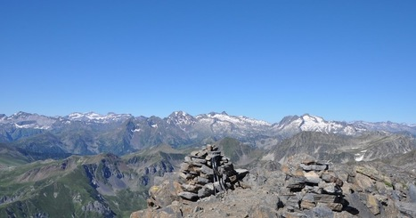 Randonnées et paysages en Pays Basque: Arbizon, 2831m, depuis les Granges de Lurgues. | Christian Portello | Scoop.it
