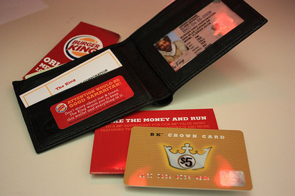 Genius ideas might come from the past Free wallet from Burger King | Marketing in Motion | Scoop.it