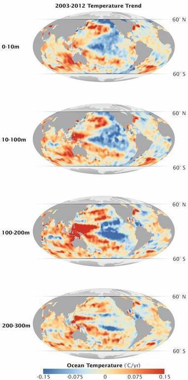 Les concentrations de gaz à effet de serre en 2014 ont atteint des records | Toxique, soyons vigilant ! | Scoop.it