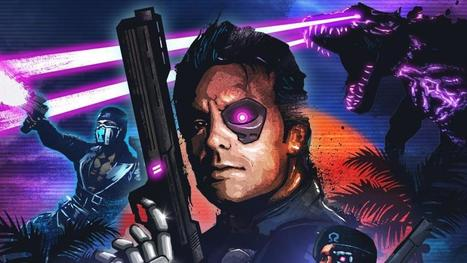 Five Throwback Games in the Style of Far Cry 3: Blood Dragon | Premiere Video Game Blogs | Scoop.it