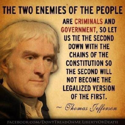 He's just saying .... LL #2A - #OATH | Criminal Justice in America | Scoop.it