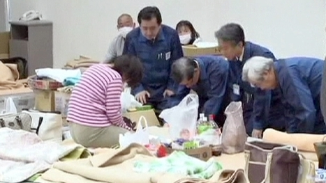 Japon: six semaines plus tard, les dirigeants de Tepco à la rencontre des évacués | euronews (+vidéo) | Japon : séisme, tsunami & conséquences | Scoop.it