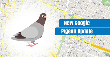 Google's Local Search Algorithm Update: Here's Your Guide to Pigeon Recovery | Local Marketing in South Florida | Scoop.it