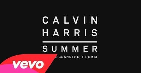 Musical Burst: 'Summer' Heats Up with New Diplo and Grandtheft Calvin Harris Remix | DashBurst | Alcohol | Scoop.it
