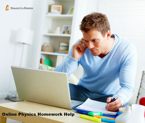 Get Online Physics Tutoring Help | CoachOnCouch | Scoop.it