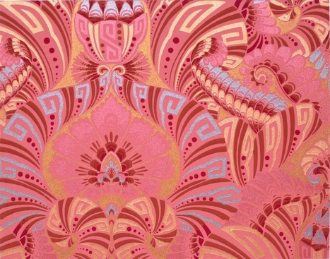 18 Gorgeous Vintage Wallpapers from a Portland Company's ... | Marketing in Portland | Scoop.it