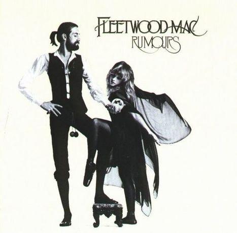 Rumours - Fleetwood Mac - 1977   Album covers   Scoop.it