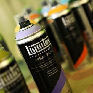 Une peinture en bombe sans odeur ? Ca existe ! | Je, tu, il... nous ! | Scoop.it
