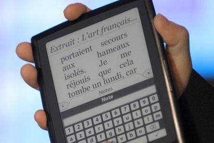 Livres numériques : c'est pour quand ? - Le Figaro | Faut-il tout numériser? | Scoop.it