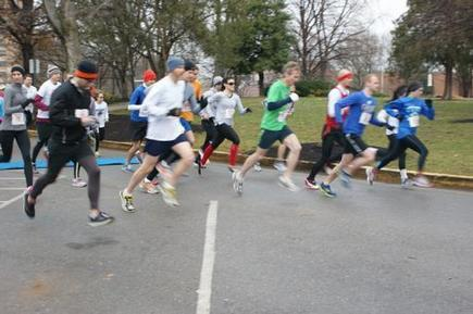TNJN - Love Your Libraries 5K brings students despite weather | Tennessee Libraries | Scoop.it