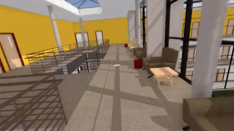 IrisVR 0.3.2 will allow viewing Revit and Sketchup files in Virtual Reality | Updates on 3D modeling world | Scoop.it