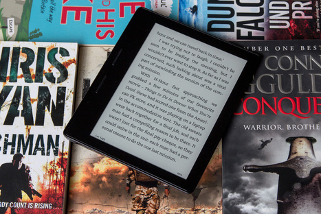 Kindle Oasis Review Round-Up | The Digital Reader | Ebook and Publishing | Scoop.it