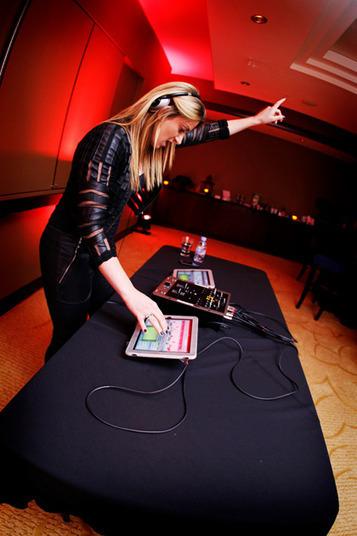 Interview de Rana Sobhany, pionnière de la musique numérique & tactile (iPad DJ) | Musique numérique & tactile | Scoop.it