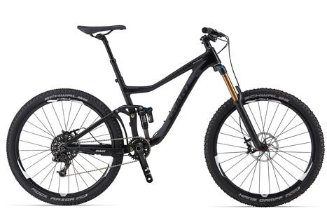 GIANT TRANCE ADVANCED SX 27.5 - MOUNTAIN BIKE 2014 | Zilla Bike Store | Scoop.it