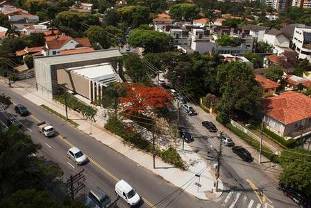 A Casa - Museum of the Brazilian Object / RoccoVidal Perkins+Will | The Architecture of the City | Scoop.it
