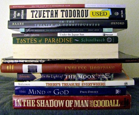 On the cusp … (book-spine poem)   habitually probing generalist   #digiwrimo: Digital Writing Month   Scoop.it