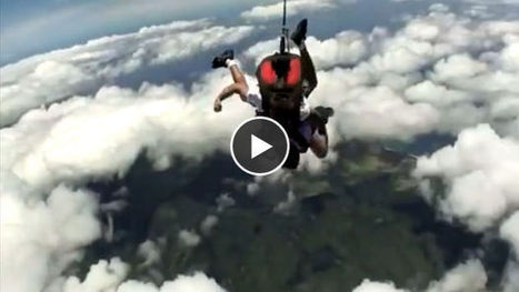 James Lee a été assommé en plein saut de parachute à plus de 3800 mètres d'altitude - Potins Buzz | sautenparachute | Scoop.it
