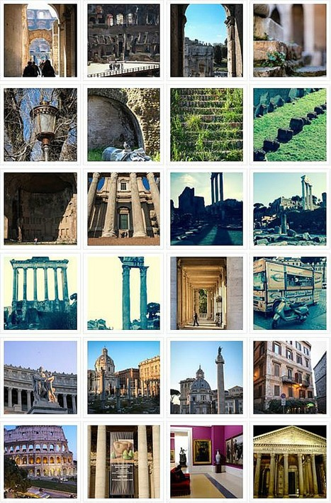 When all the roads lead to Rome, have your camera ready | World History | Scoop.it
