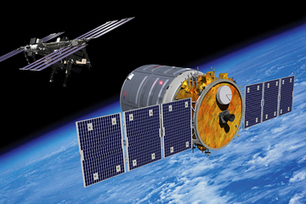 Private Spacecraft's 1st Space Station Trip Launches in September | The NewSpace Daily | Scoop.it