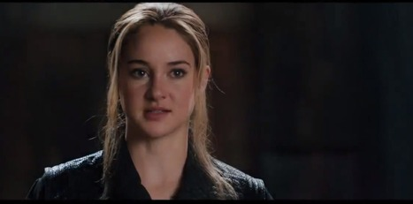 """WATCH: 'Divergent' TV Spot #2 – """"I won't stop fighting until we're free"""" 