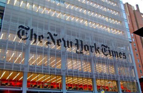 NYT added 44,000 digital subscribers in the third quarter   Les médias face à leur destin   Scoop.it