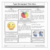 5 Handy Google Docs Templates for Creating Classroom Newspapers ~ Educational Technology and Mobile Learning | Technologies and education | Scoop.it