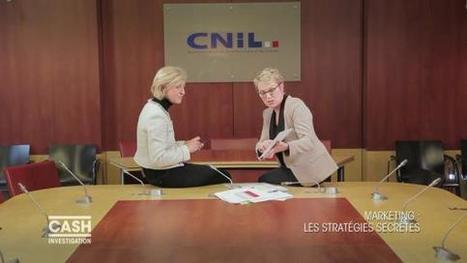 Cash Investigation. Données personnelles : mais à quoi sert la CNIL ? | protection des données | Scoop.it