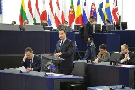 Xavier Bettel a présenté le bilan de la Présidence luxembourgeoise du Conseil de l'UE au Parlement européen à Strasbourg | L'Europe en questions | Scoop.it