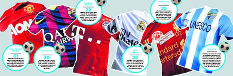 Seis camisetas de la Liga siguen sin publicidad - Sur Digital (Andalucía) | Marketing | Scoop.it