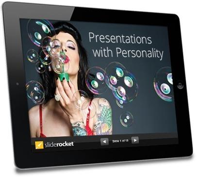 Presentation Software | Online Presentation Tools | Web Presentations | SlideRocket | Aplicaciones en la sala de clases | Scoop.it