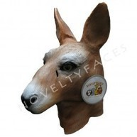 Latex Animal Masks : Animal Overhead Mask - Kangaroo ( Latex ) | Quality Party Wigs - Masquerade-Carnival.co.uk | Scoop.it