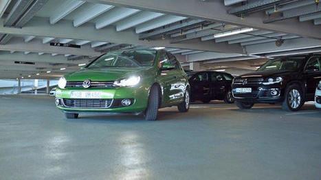Fahrerlos parkieren und den Akku laden | Mobile @ School | Scoop.it
