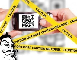 10 QR Code Fails - How NOT to Use QR Codes | Using QR Codes in education | Scoop.it
