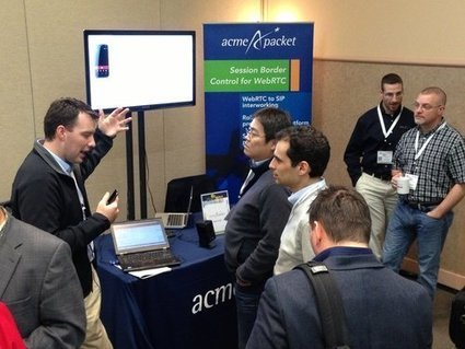 Acme Packet Getting Ready for WebRTC's Second Wave | WebRTC Hub | Scoop.it