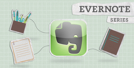 How to Prepare a Presentation using Evernote Add-Ons | Integrating Technology in the Classroom | Scoop.it