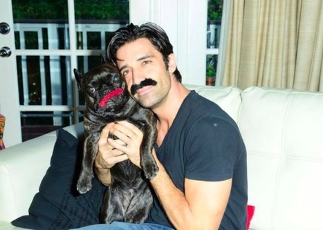 Gilles Marini Gets a New Recruit for Movember - Tonic (blog) | Gilles Marini | Scoop.it