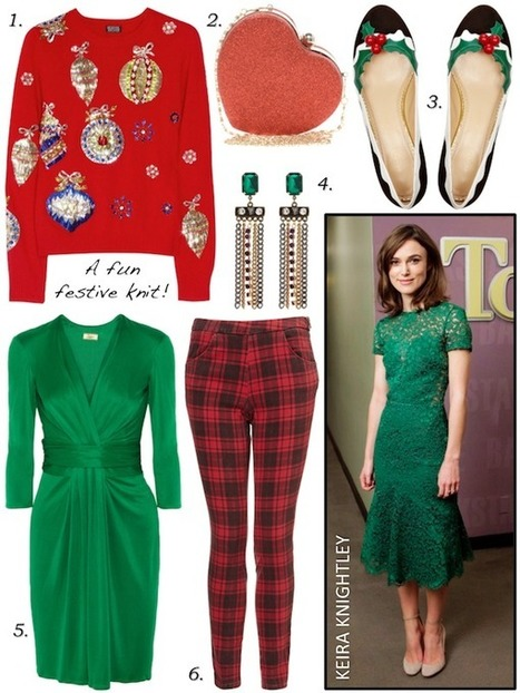 Shopping For: Festive Colours, Inspired by Keira Knightley - Coco's Tea Party | Women Fashion | Scoop.it