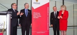 University of Calgary to Create Real Estate Studies Centre | Kathleen Weare Remax Real Estate | Scoop.it