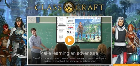 Miss Bacon's Tech. Integration Blog: Classcraft (great management tool) | 21st Century Teaching and Learning | Scoop.it