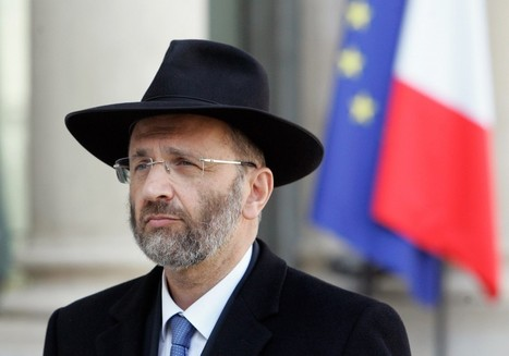 French Grand Rabbi resigns over plagiarism and academic fraud | plagiarism checker | Scoop.it