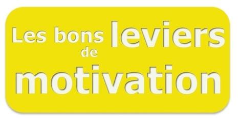 Motivation des salariés : les bons leviers à utiliser | Actu RH - Pro&Co | Scoop.it