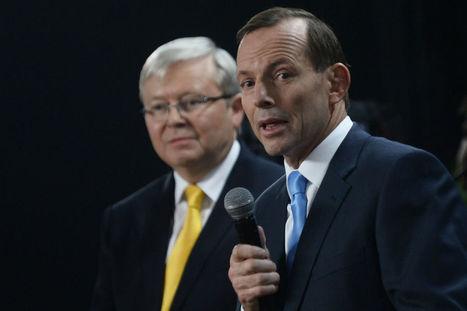 Aussie political battle wearing thin - 3News NZ   political involvment   Scoop.it